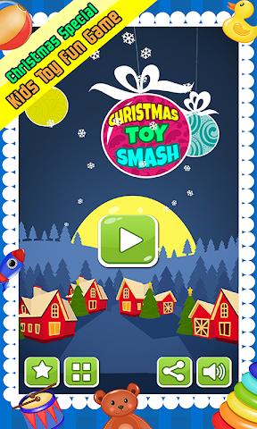 android Christmas Toy Smash Screenshot 0