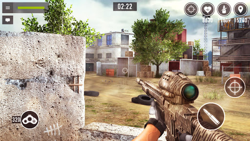 Sniper Arena: PvP Army Shooter screenshot 11