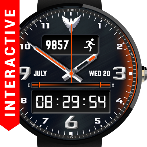 Falcon Watch Face APK Cracked Download