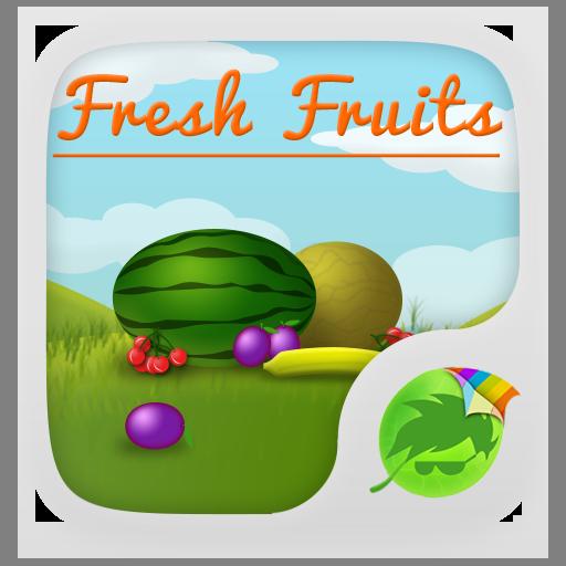 新鮮水果鍵盤 個人化 App LOGO-硬是要APP