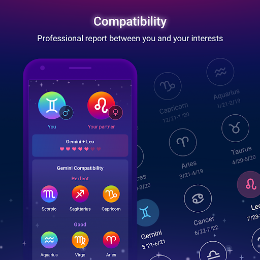 Download Horoscope Master-2018 Daily Horoscope, Zodiac Sign MOD APK 1