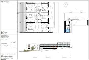 Appartement 3 pièces 63,8 m2