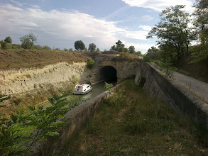 Photo: Tunnel de Malpas