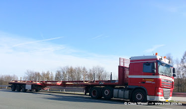 Photo: langer DAF.   ---> www.truck-pics.eu <---