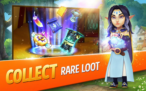 Shop Titans: Epic Idle Crafter, Build & Trade RPG 4.3.0 screenshots 4