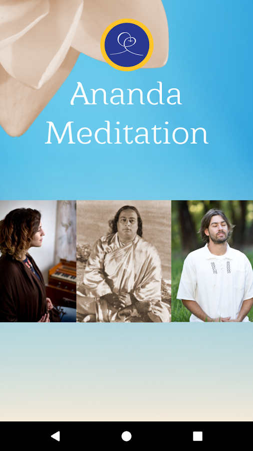 Ananda Meditation: With Yogananda's Teachings- screenshot