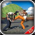 Police Chase: Prisoner Combat icon
