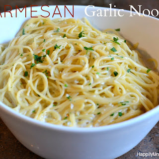 Parmesan Garlic Noodles Recipe