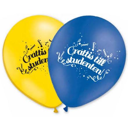 Ballonger - Grattis till studenten
