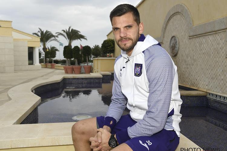 """Anderlecht revient d'Espagne avec un nouveau visage : """"Un match référence contre le Club de Bruges"""""""