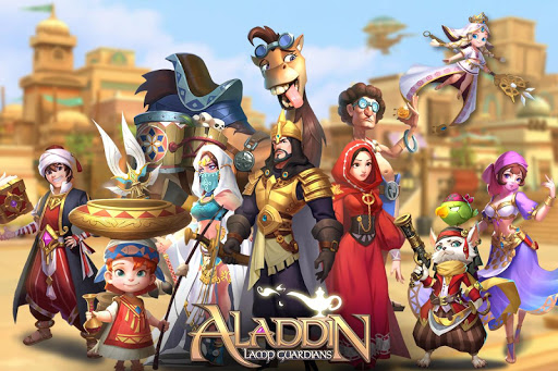 Aladdin: Lamp Guardians  screenshots 1