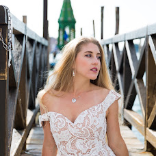 Wedding photographer Taya Kopeykina (tvkopeikina). Photo of 14.01.2018