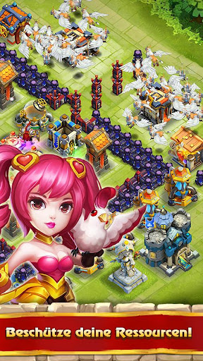 Castle Clash: King's Castle DE  screenshots EasyGameCheats.pro 2