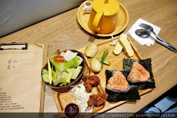 maru麻鹿早午餐-木質溫暖展文青,日食洋食皆可得