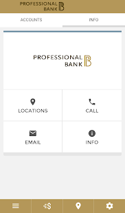 Professional Bank FL- screenshot thumbnail