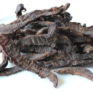 Homemade Organic Grass Fed Beef Jerky