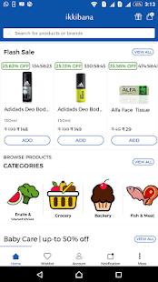 Ikkibana online hypermarket - náhled