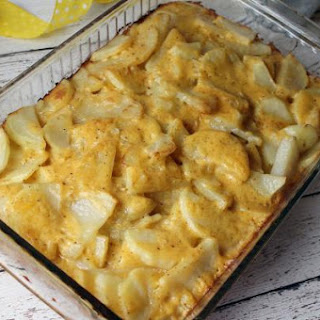 Sassy and Savory AuGratin Potatoes Recipe