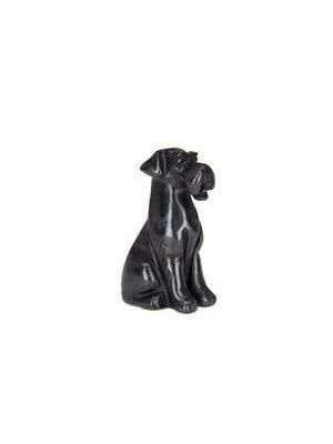 Hund, kraftdjur staty