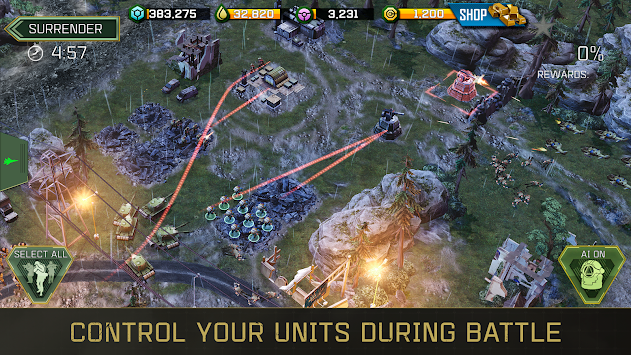 War Commander: Rogue Assault APK screenshot thumbnail 10