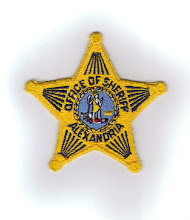 Photo: Alexandria Sheriff, Badge