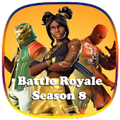 Battle Royale Season 8 HD Wallpapers Icon