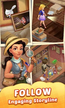 Matchington Mansion apk screenshot