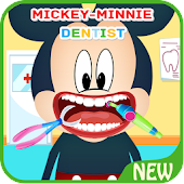 Mickey & Minnie Mouse Dentist