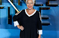 Denise Welch once left a sex toy in her hand luggage for busy flight