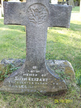 Photo: 34-Ruth Elizabeth, daughter of Charles King & Naomi Sheppard, born July 17th 1856, died -----