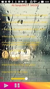 All Songs BALLY SAGOO - náhled