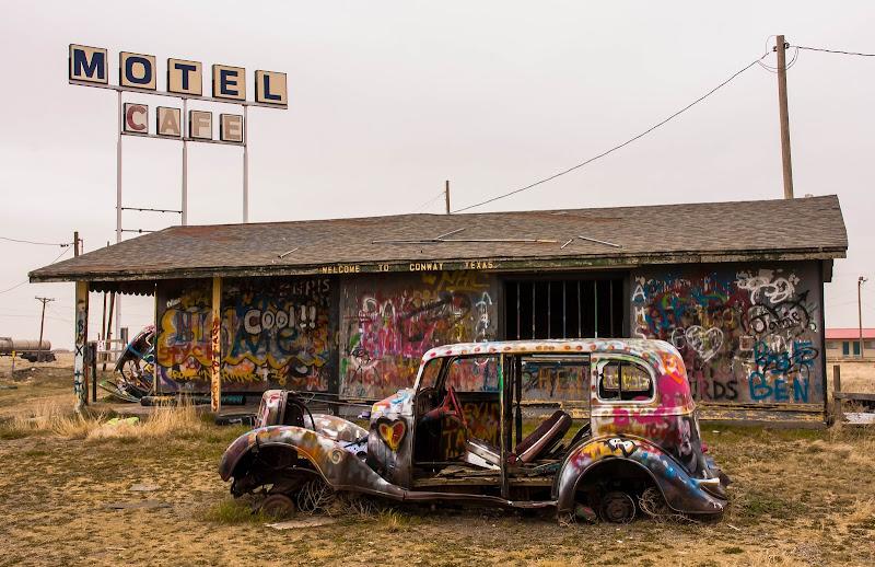 Route 66 di Alida Lazzaro