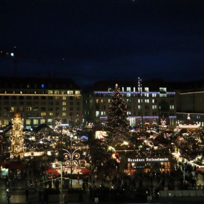 ドイツ3大クリスマスマーケットのひとつ、ドレスデンの伝統あるクリスマスマーケットを楽しもう