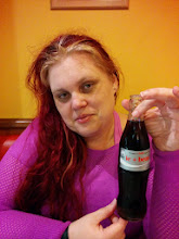 Photo: Diet Coke with Le Beau. He's like The Dude, but French.