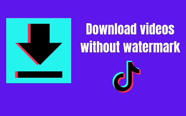 TikTok™ download without watermark