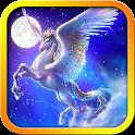 Fantasy Stallion LWP icon