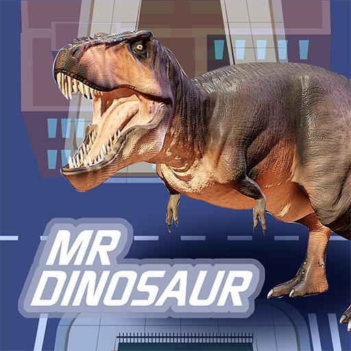 Mr Dinosaur: Play your Dino
