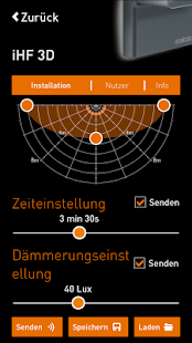 STEINEL SmartRemote – Miniaturansicht des Screenshots