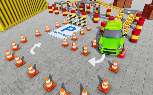 Classic Car Parking Simulator screenshots 1