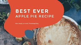 Thanksgiving Pie Crust - Thanksgiving item