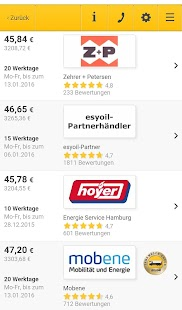 Heizölpreise- screenshot thumbnail