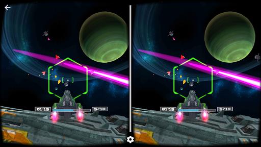 Deep Space Battle VR 2.0.1 screenshots 7