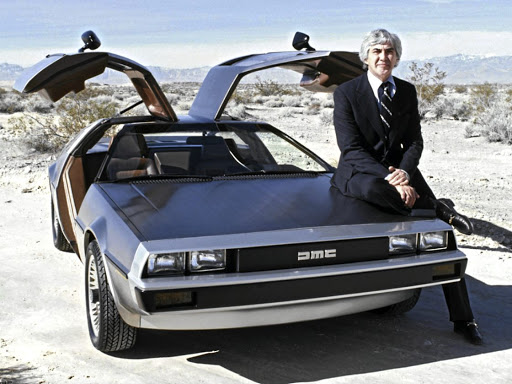 Driven tells the story of maverick American car designer John DeLorean, whose gull-winged DMC-12 sports car was immortalised in the Back to the Future movies.