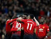 Engels bondscoach Gareth Southgate is in beeld bij Manchester United
