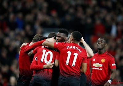 Manchester United établit un nouveau record dans son histoire