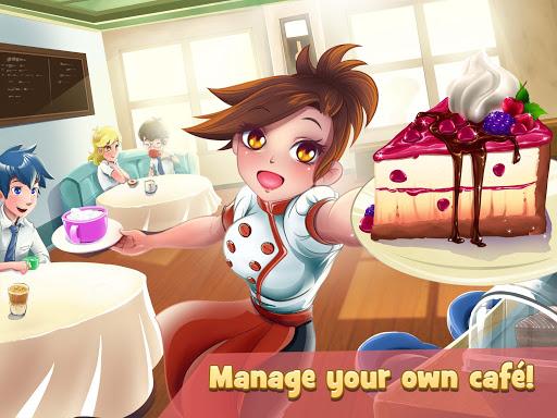 Dessert Chain: Cafu00e9 Waitress & Restaurant Chef 0.8.10 screenshots 5
