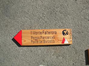 Photo: sentiero soft verso parco foreste casentinesi