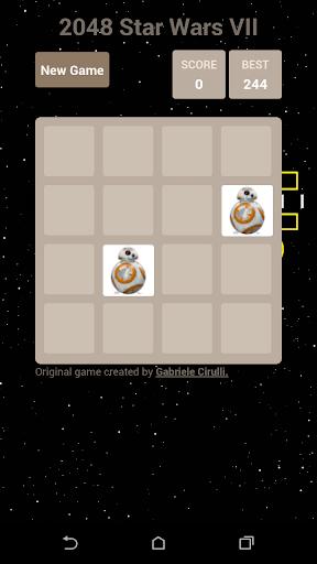 2048 Star Wars VII
