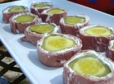 Pickle Wrap Appetizers Recipe