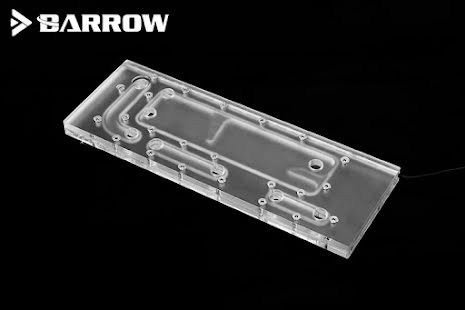 Barrow WaterWay for Cooler Master MasterCase H500P